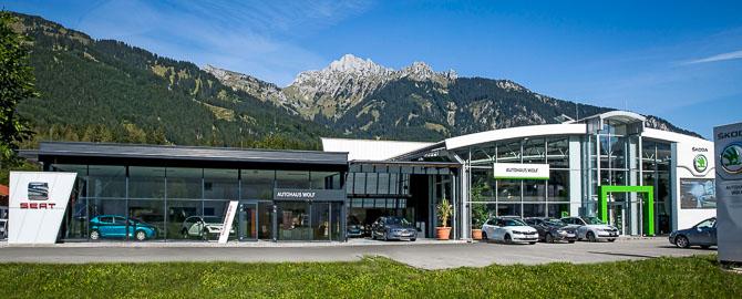 Autohaus Wolf GmbH, Ihr Spezialist für Skoda, Gebrauchtwagen, Reperatur aller Marken, Fachwerkstätte mit optimalen Service.